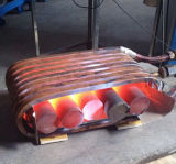 Tornillo de la barra que hace calefacción de inducción supersónica de la frecuencia la máquina de recalcar caliente 25-260kw