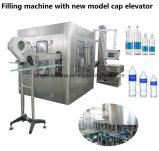 Complete Drinking Water Pet Bottle Washer Filler Capper Bottling Packing Plant