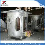 銅か鋼鉄または鉄(GW-2T)のためのSCRの中間周波数の誘導の溶ける炉