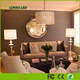 3 L'étape la gradation de couleur LED réglable E27 Lampe de feu de la vis d'Edison 17W-8W-2W Ampoule LED blanc froid