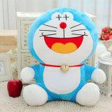 Pelli animali Unstuffed giocattolo della peluche del gatto della bambola di Doraemon per i capretti