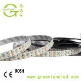 Imperméable IP20/5M 1200voyants LED SMD 3528 240/M 4000K à rang double bande LED