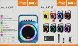 China Amaz colorido Bluetooth Mini Altavoz portón Al105 Bluetooth Kvg Temeisheng