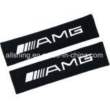 2개의 안전 벨트 덮개 어깨 패드의 차 Amg 세트