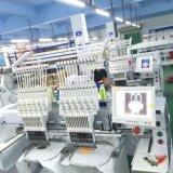 Chapéu computadorizado com máquina de bordar Tajima Bordados peças da máquina fabricada no Japão
