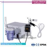 Chorro de agua y oxígeno clínica pelar la belleza de la máquina para limpieza facial