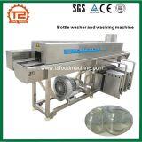 食品加工のための自動ガラスビンの洗濯機の洗濯機
