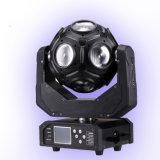 indicatore luminoso capo mobile di effetto del fascio di gioco del calcio di 12PCS LED per il randello di notte