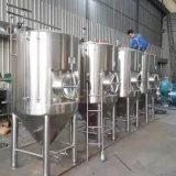 Acciaio inossidabile 304 serbatoi di putrefazione conici rivestiti della birra che fermentano Euipment