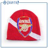 100% полиакрил Wholesales высокого качества из черного цвета Red Hat