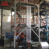 ABA tres capas Co-Extrusion Customerized PE máquina de soplado de película plástica