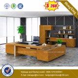 금속 겸손 위원회 유리제 컴퓨터 테이블 /Desk (HX-8NE016C)