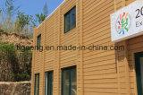 Composé en plastique en bois personnalisé neuf WPC dans les intérieurs et les produits extérieurs