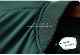 O dong americano de Qiu do pedido estofou Succinctly o revestimento bordado vestuário acolchoado do terno do basebol do algodão