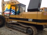 Utilizado de boa qualidade para o Japão original Cat Escavadeira de esteiras E200b para venda