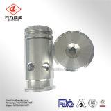 Válvula ajustable sanitaria del respiradero de SS304/SS316L