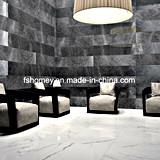 Eight-Pattern белого каррарского полированными мраморными плитками