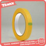 Colore giallo termoresistente che maschera nastro di nastro di carta e protettivo