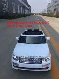 La voiture électrique sur les grandes roues, les enfants de voiture 12 V batterie