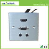 Тип плита VGA AV 86 USB HDMI стены алюминиевого сплава/планшайба