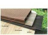 옥외 훈장을%s 튼튼한 목제 플라스틱 합성 판자 WPC Decking 또는 클래딩
