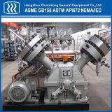 Industrieller Membrankolben-Gas-Kompressor