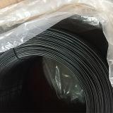 Мягкой проводы черноты обожженные вязкой