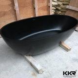 Baños libres de la resina del cuarto de baño superficial sólido de la piedra