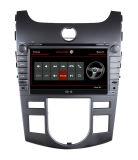 Reproductor de DVD del coche de la pantalla táctil para KIA Cerato/Shuma/Forte con la navegación del GPS