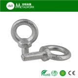 M10 M20の等級8.8の炭素鋼のAnti-Corrosion亜鉛によってめっきされるアイボルトDIN580