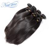 Оптовые дешевые китайские прямые человеческие волосы девственницы в большом части