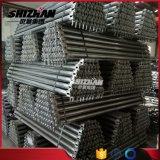 Tubulação de alumínio/de aço do andaime para o uso da construção