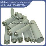 オゾン抵抗の水処理のためのチタニウムのカートリッジフィルター