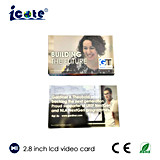 2.8 carte vidéo de vente chaude d'affichage à cristaux liquides de pouce 300mA pour des affaires Using