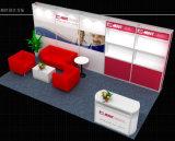 Stand en aluminium d'exposition d'étalage de cabine d'exposition de système modulaire