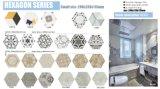 Carrelage de sol hexagonal 200x230mm faïence