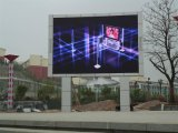 P6mm Openlucht Vast LEIDEN van HD Aanplakbord