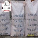 5% weg vom Verkaufspreis-Rutil und Anatase vom Titandioxid