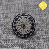 Pin morbido personalizzato promozionale del risvolto del fiore dello smalto di disegno 2D/3D dell'OEM