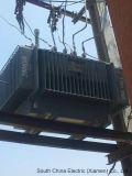 Tres Fases llenas de aceite de transformadores de distribución 200kVA.