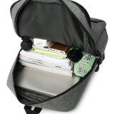 Grande sacchetto funzionale del computer portatile di capienza, zaino popolare del calcolatore