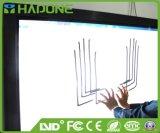 """Несколько пунктов 80"""" ИК сенсорный экран рамы/ панель управления для интерактивных стены"""