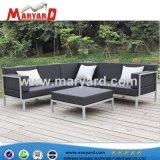 Elegantes muebles de patio al aire libre de alta calidad y Hotsale Dubai hotel Sofa muebles
