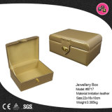 De gama alta de lujo de cuero de imitación Jewel Box (8717)