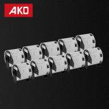 """Facile à imprimer de gros Compatible DK-1209 petites étiquettes d'adresse (1-1/7"""" x 2-3/7""""; 29mm62mm) Autocollants étiquettes autoadhésives"""