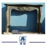 중국 자연적인 돌 제품 또는 공급자. 가정 훈장을%s 대리석 벽난로 벽로선반 /Stone 벽난로 대리석 벽로선반 또는 돌 벽로선반 벽난로