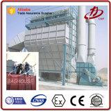 Industrieller konkreter mischender Gewebe-Staub-Sammler-Entwurfs-Filter Baghouse