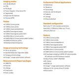 FDA de Ce Goedgekeurde Machine van de Ultrasone klank van Chison Q5 Digitalportable 3D 4D
