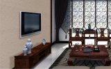 La decoración del hogar Interior panel decorativo de Mdf de 3D de la Junta de pared
