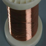 CCA Wire Copper Clad Aluminum Wire para Computer Cable y Manetic Cable